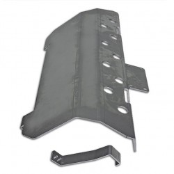 Fuel tank guard Mercedes G