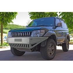 Front bumper Toyota Land Cruiser