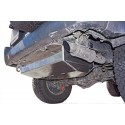 Tank pad Toyota Land Cruiser 90