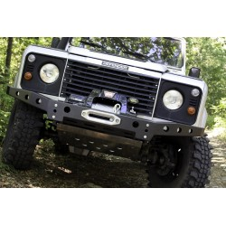 Bumper Defender with winch A1