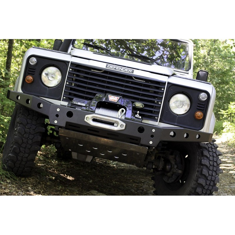 10 Best Land Rover Winch Bumpers Images On Pinterest: Bumper Defender With Winch A1