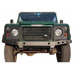 Front bumper defender no air