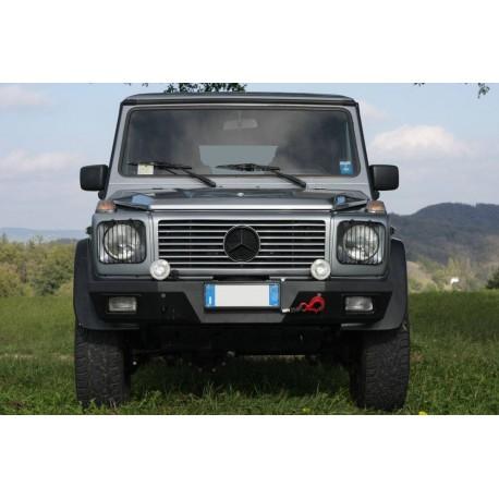 Paraurti anteriore black-mud Mercedes