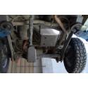 Petrol tank protector Suzuki Jimny