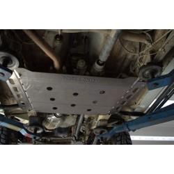 Transfer case skid plate Suzuki Jimny