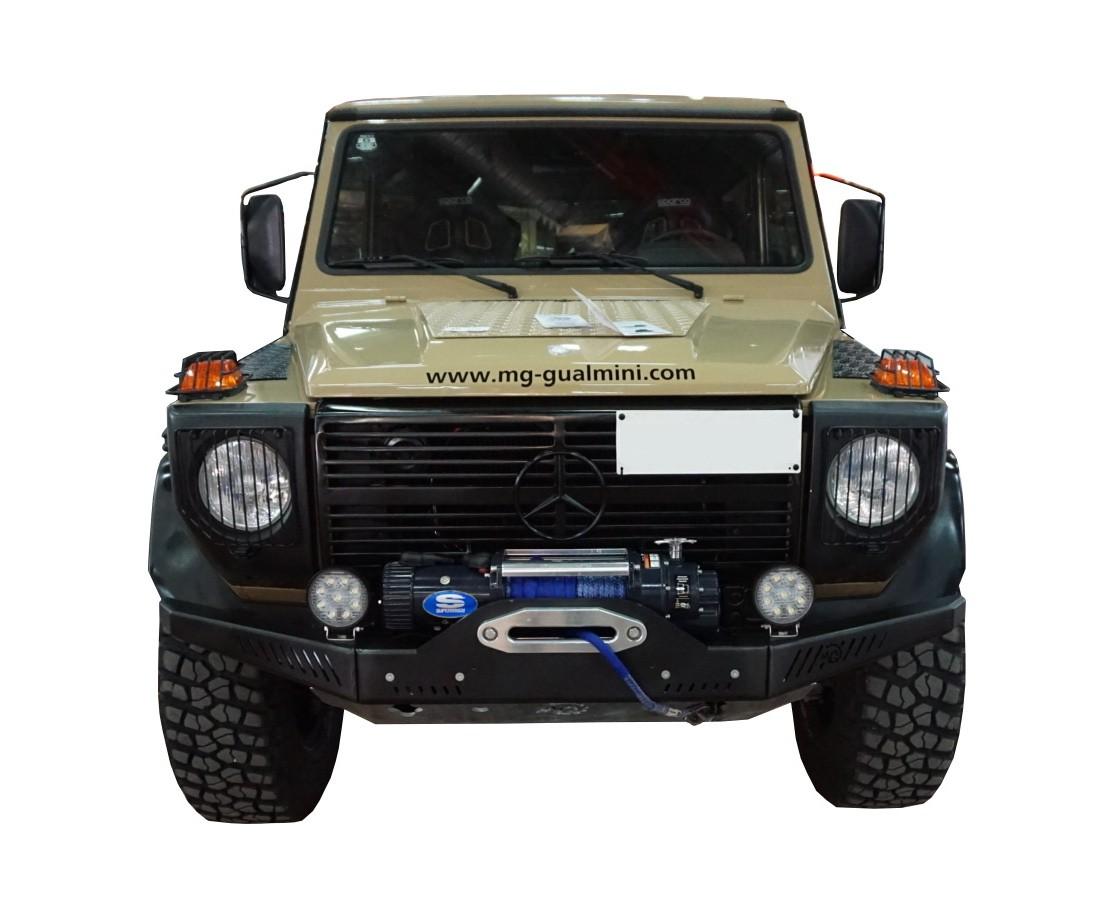 Front bumper Slim - M G  di Gualmini Ugo & C  s n c