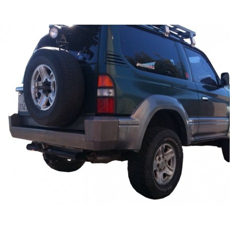 Rear bumper Toyota Land Cruiser 90 - 95