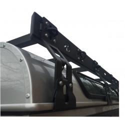 Luggage rack defender